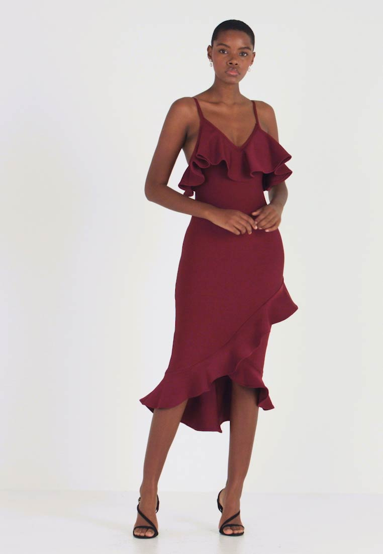 Forever Unique - Cocktail dress / Party dress - wine - 1