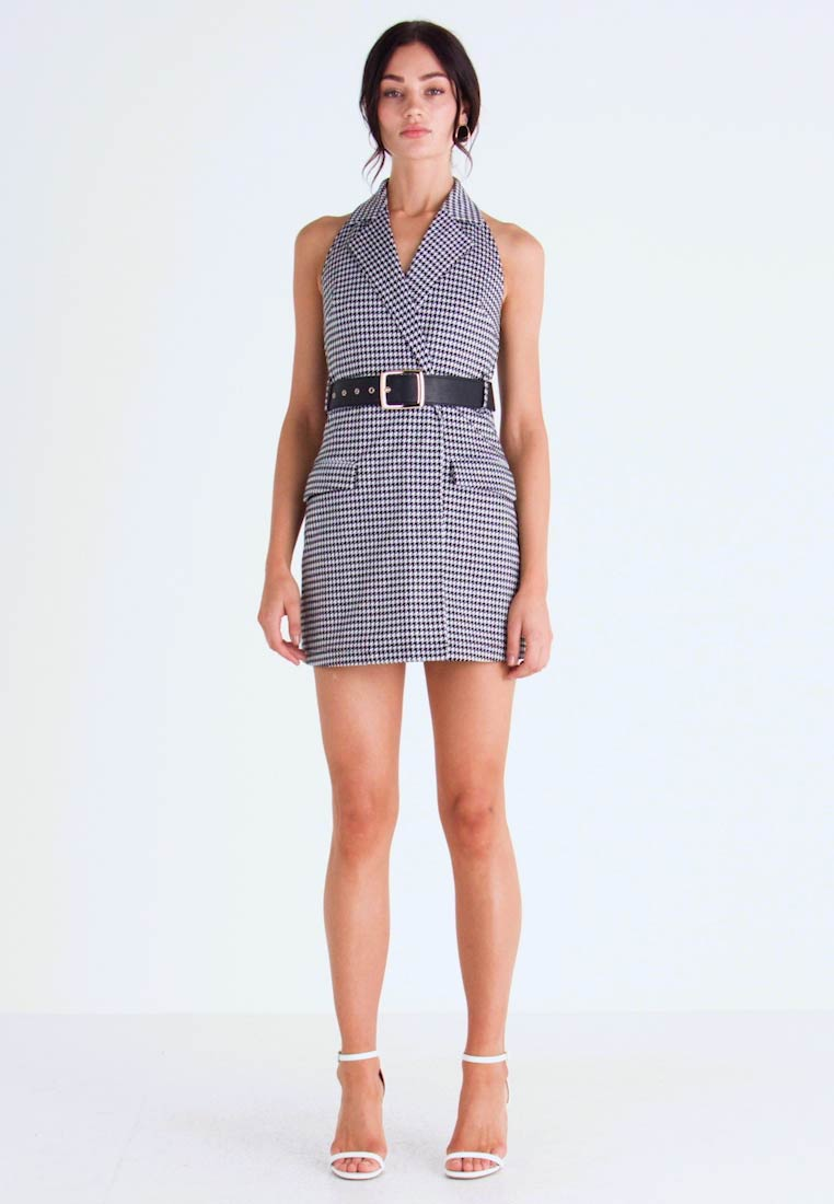4th & Reckless - MARYLEBONE - Shift dress - houndstooth - 1