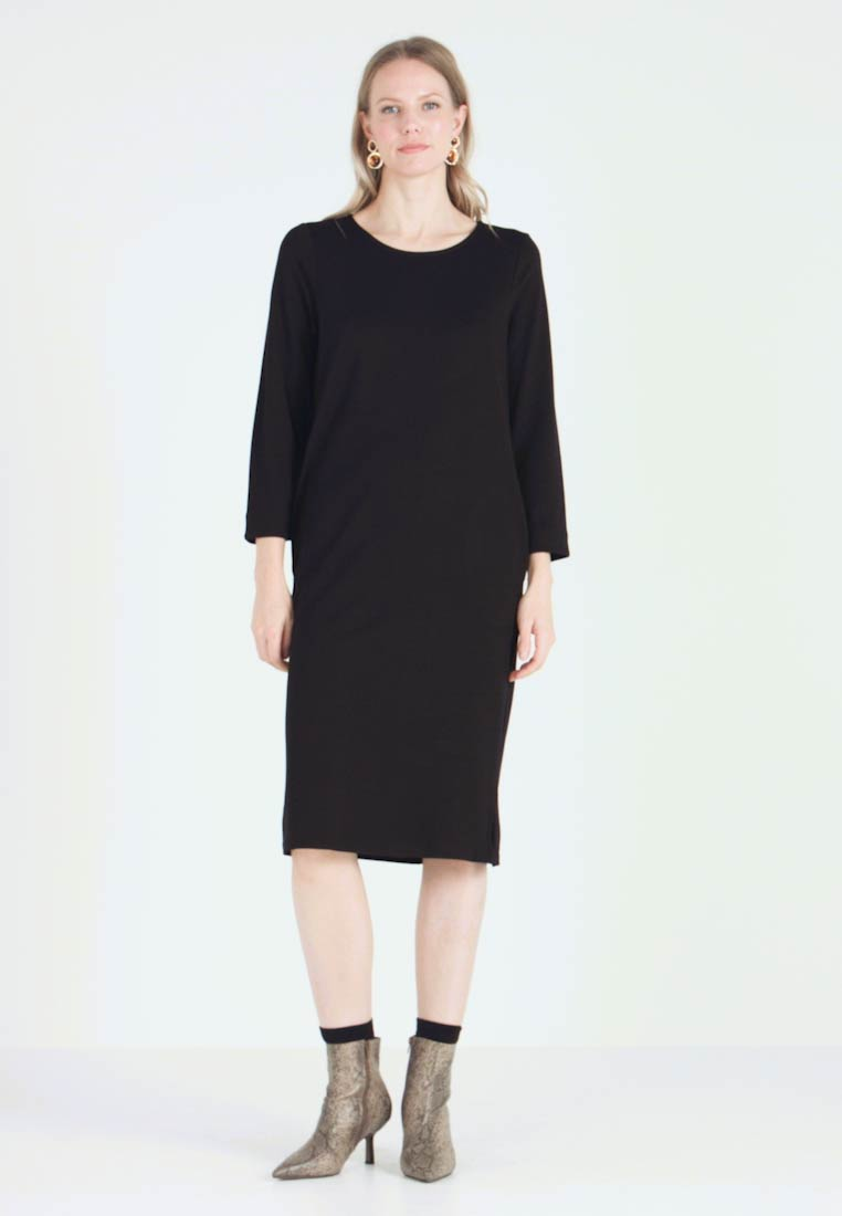 And Less - ALICEA DRESS - Jerseykjole - caviar - 1