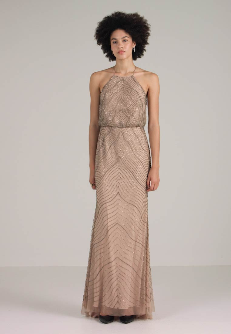 Adrianna Papell - Occasion wear - taupe pink - 1
