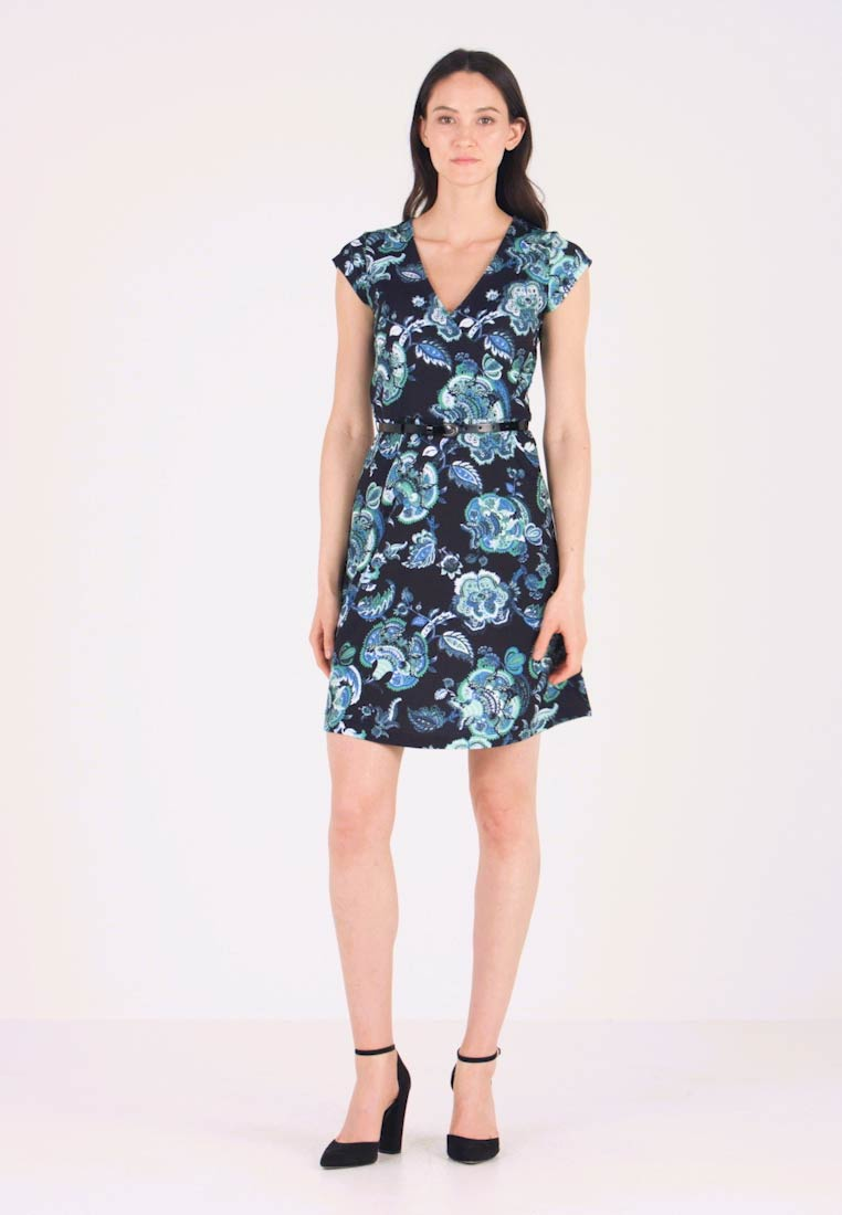 Anna Field - Day dress - turquoise - 1