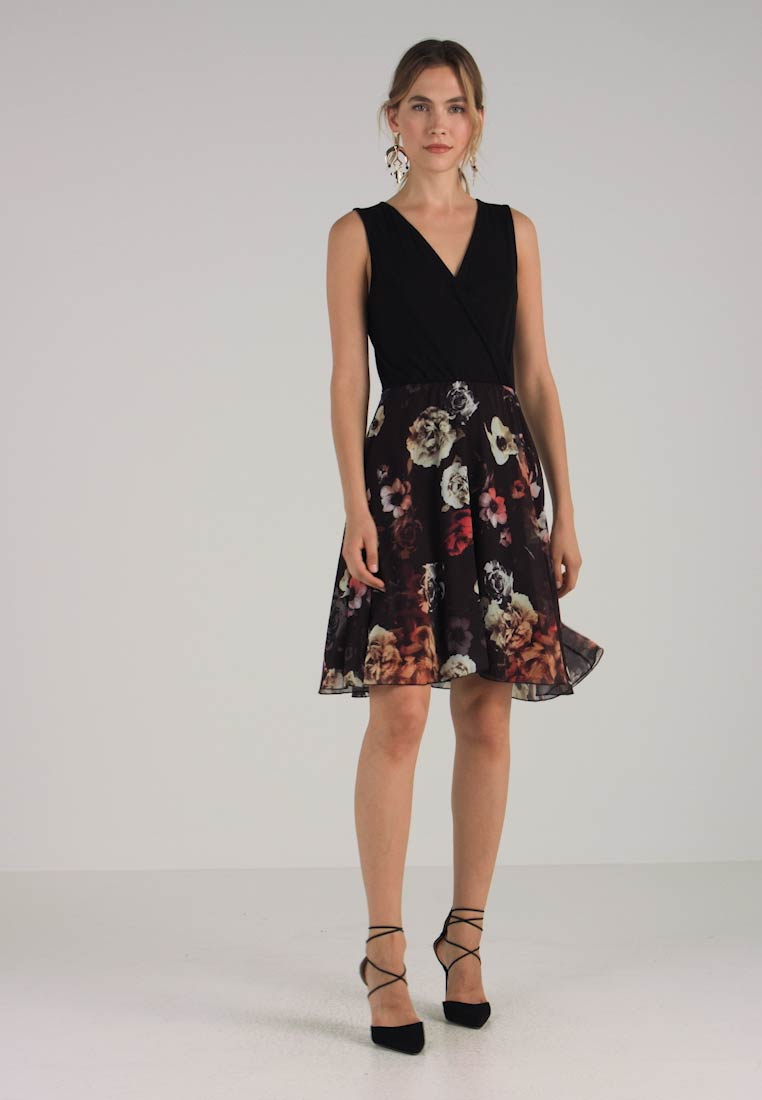 Anna Field - Cocktail dress / Party dress - black/red - 1
