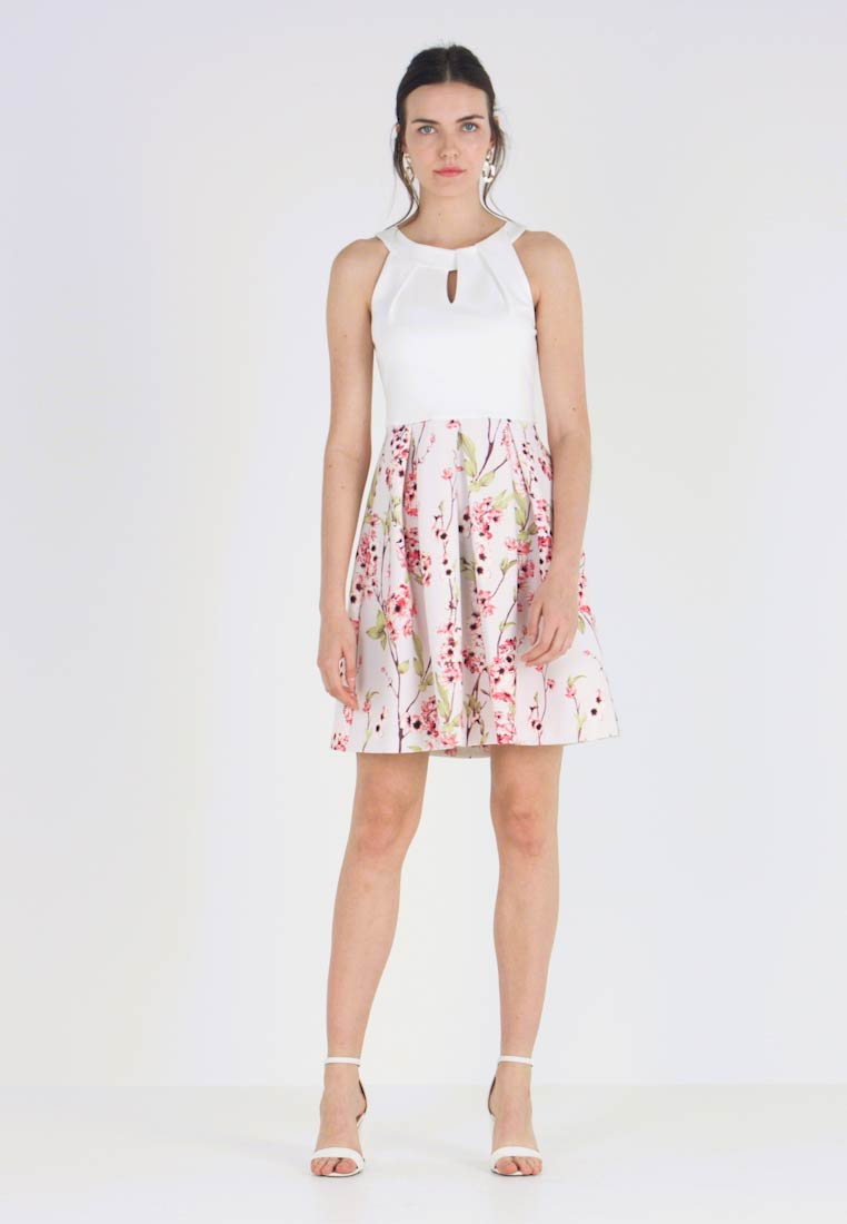Anna Field - Cocktail dress / Party dress - white/rose - 1