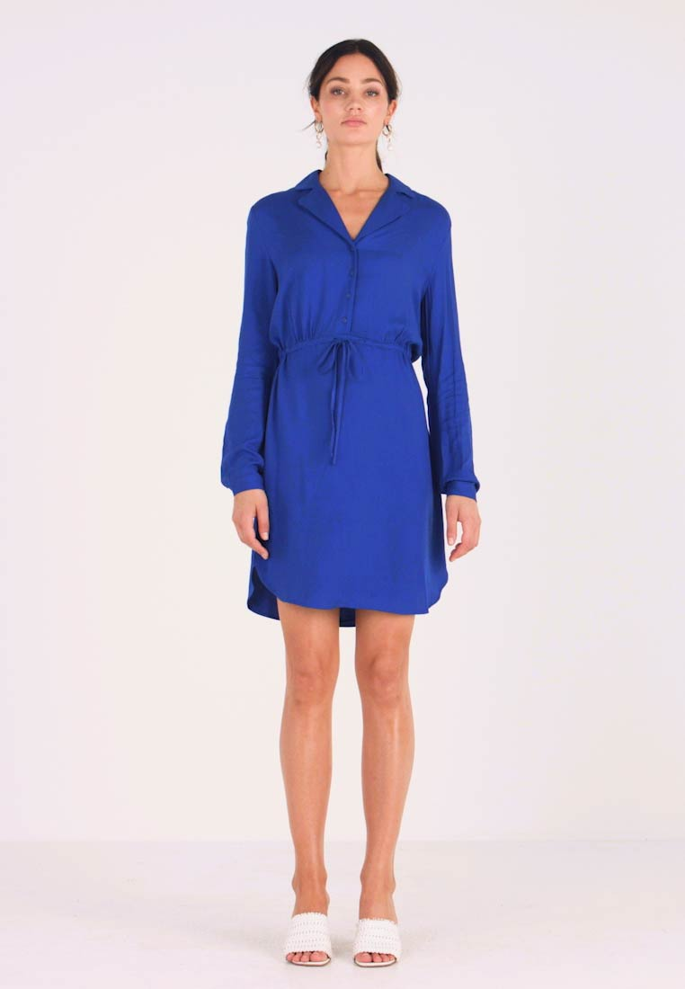Another-Label - TOUSTAIN DRESS - Day dress - cobalt - 1