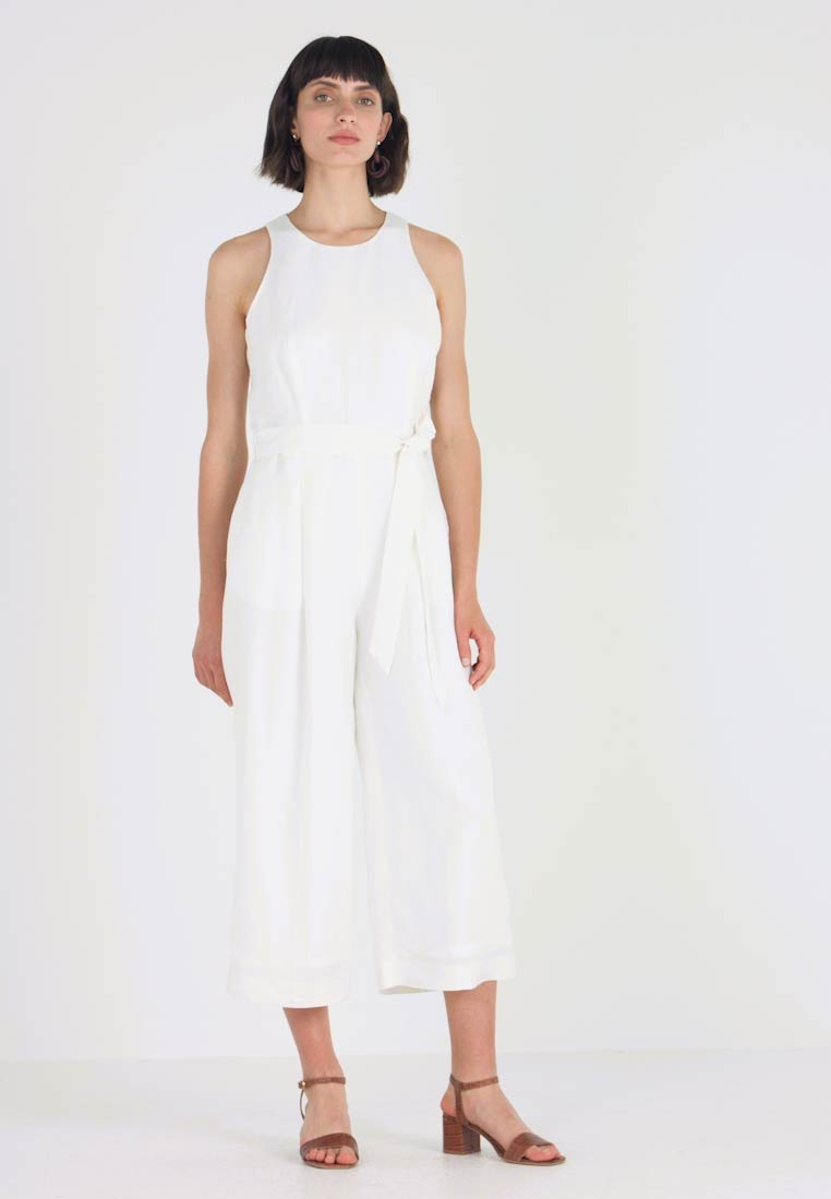 Banana Republic - BELTED - Jumpsuit - white - 1