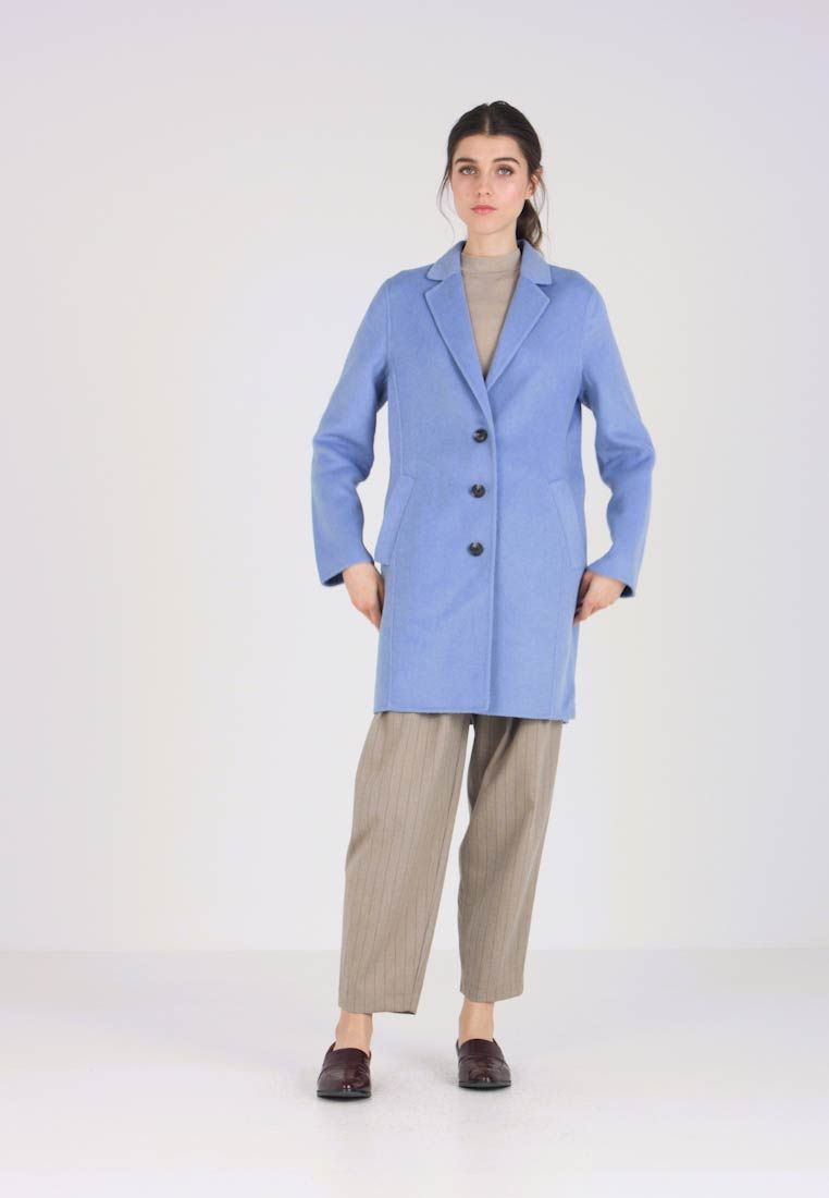 Banana Republic - COAT - Cappotto corto - arctic blue - 1
