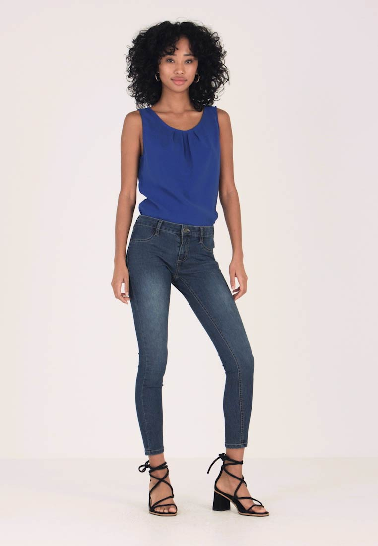 Cotton On - MID RISE - Jeans Skinny Fit - mid blue - 1