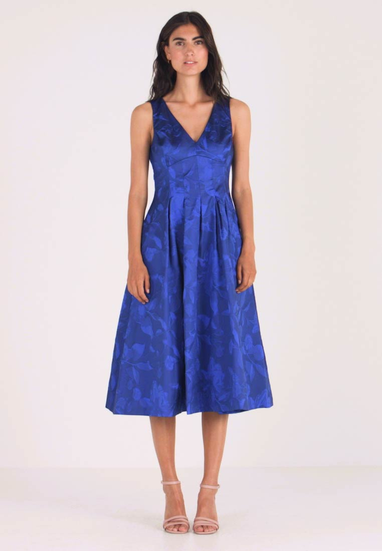 Coast - HENRIETTA DRESS - Vestido de fiesta - blue - 1