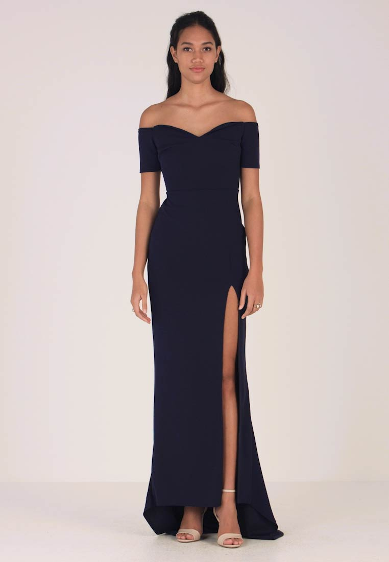 Club L London - Vestido de cóctel - navy - 1