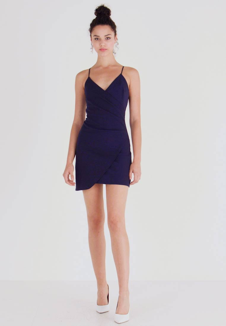 Club L London - Sukienka letnia - navy - 1