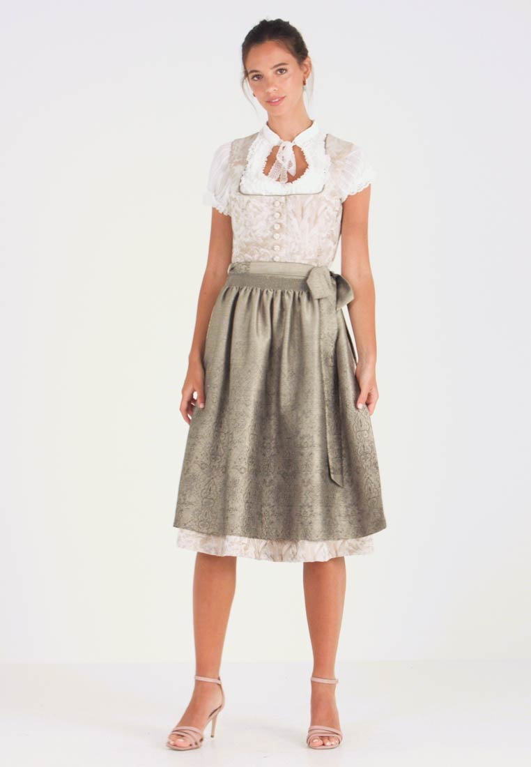 Country Line - Dirndl - creme gold - 1