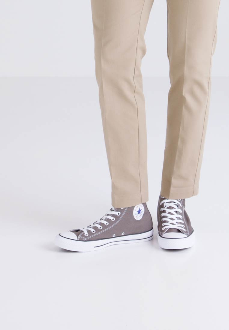 Converse - CHUCK TAYLOR ALL STAR HI  - Sneaker high - charcoal - 1