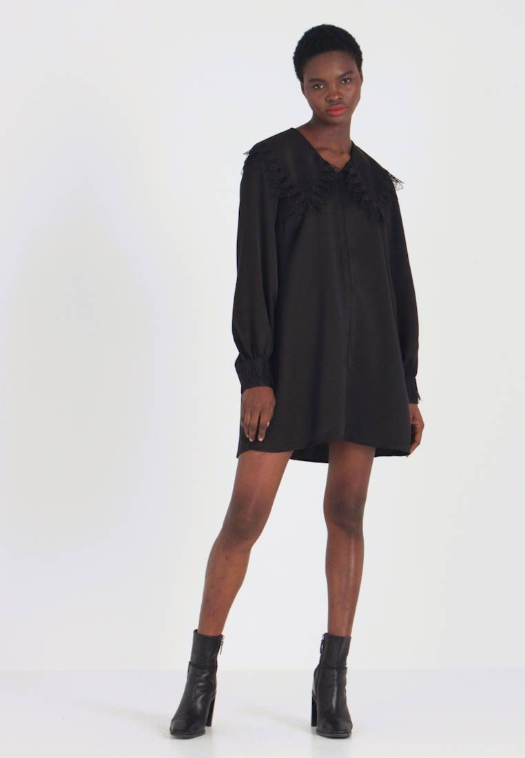 Cras - DIA DRESS - Robe d'été - black - 1