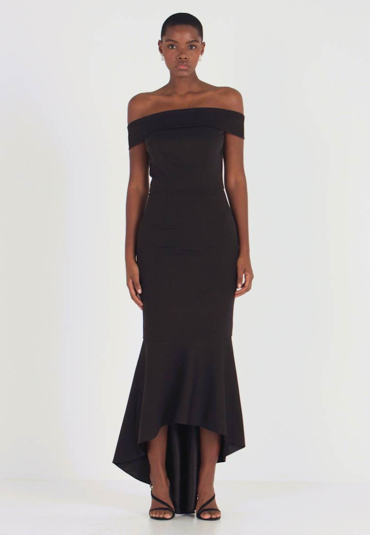 Chi Chi London - CHI CHI SHIRLEY DRESS - Occasion wear - black - 1