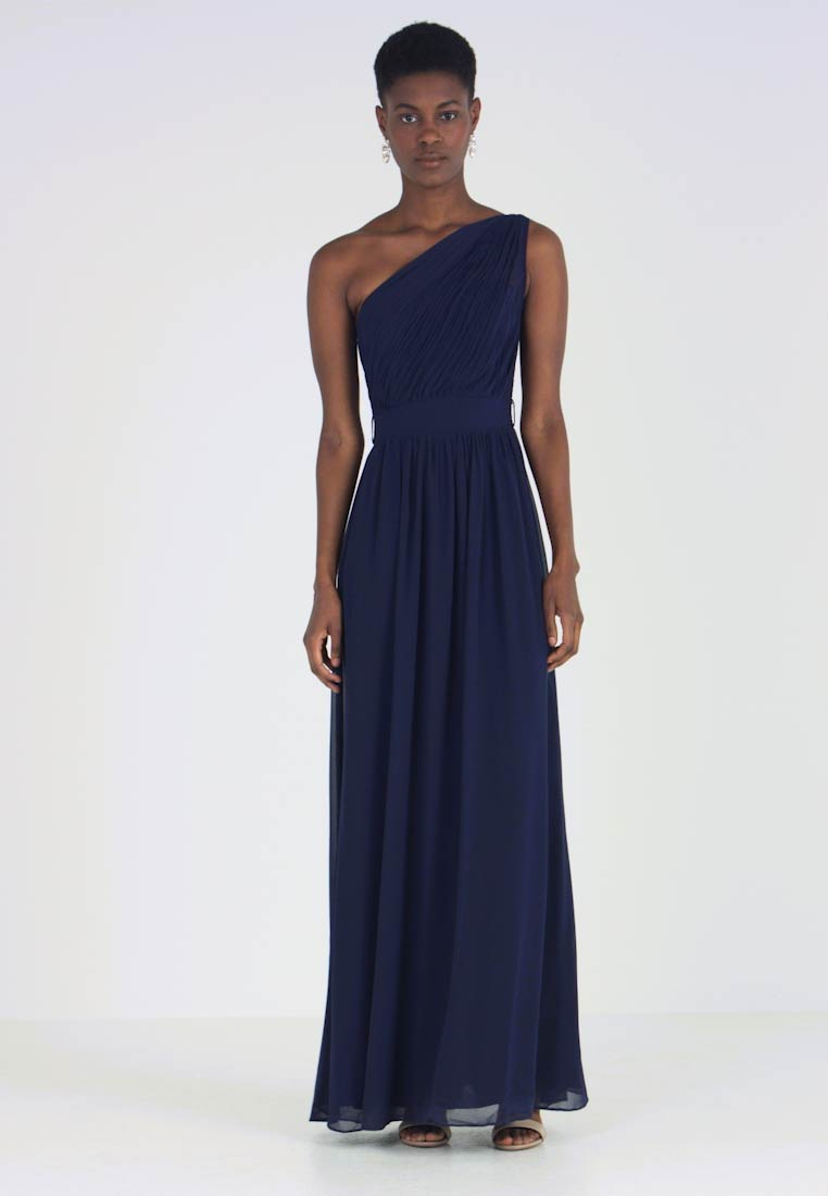 Dorothy Perkins Tall - SADIE SHOULDER DRESS - Galajurk - navy - 1