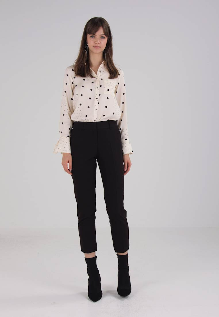 Dorothy Perkins - NEW GRAZER - Broek - black - 1