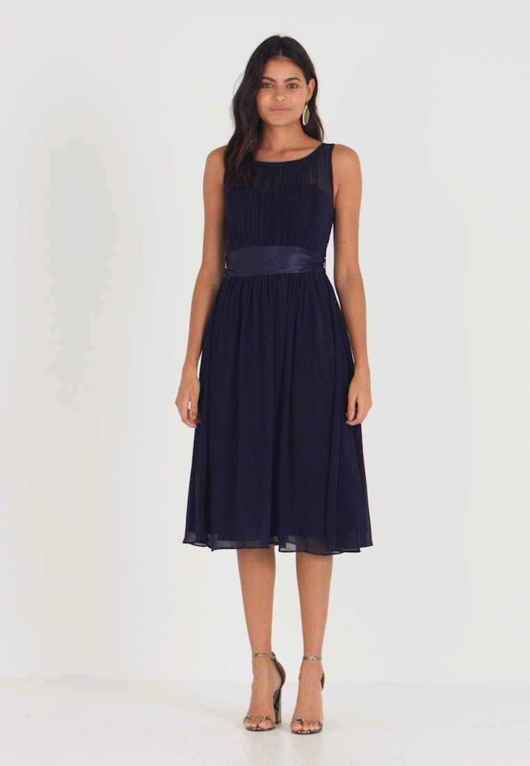 Dorothy Perkins - BETHANY MIDI DRESS - Robe de soirée - navy - 1