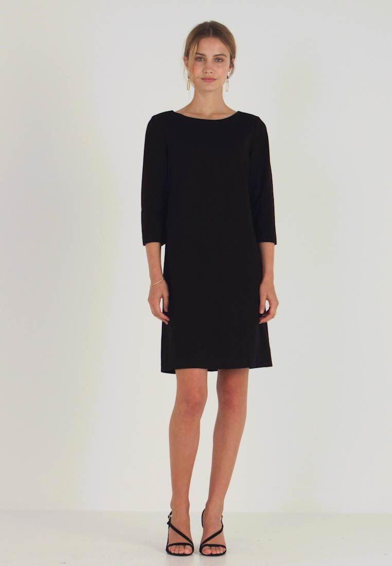 Esprit - DRESS - Day dress - black - 1