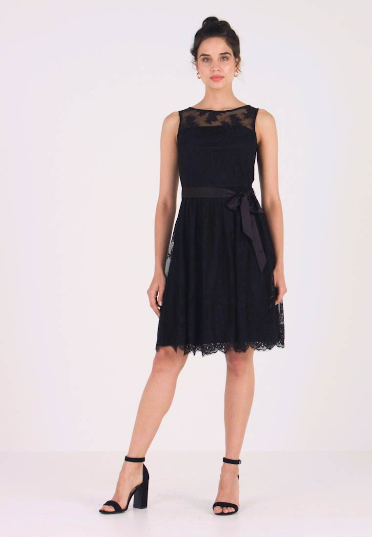NEW DELICATE - Cocktailkleid/festliches Kleid - black