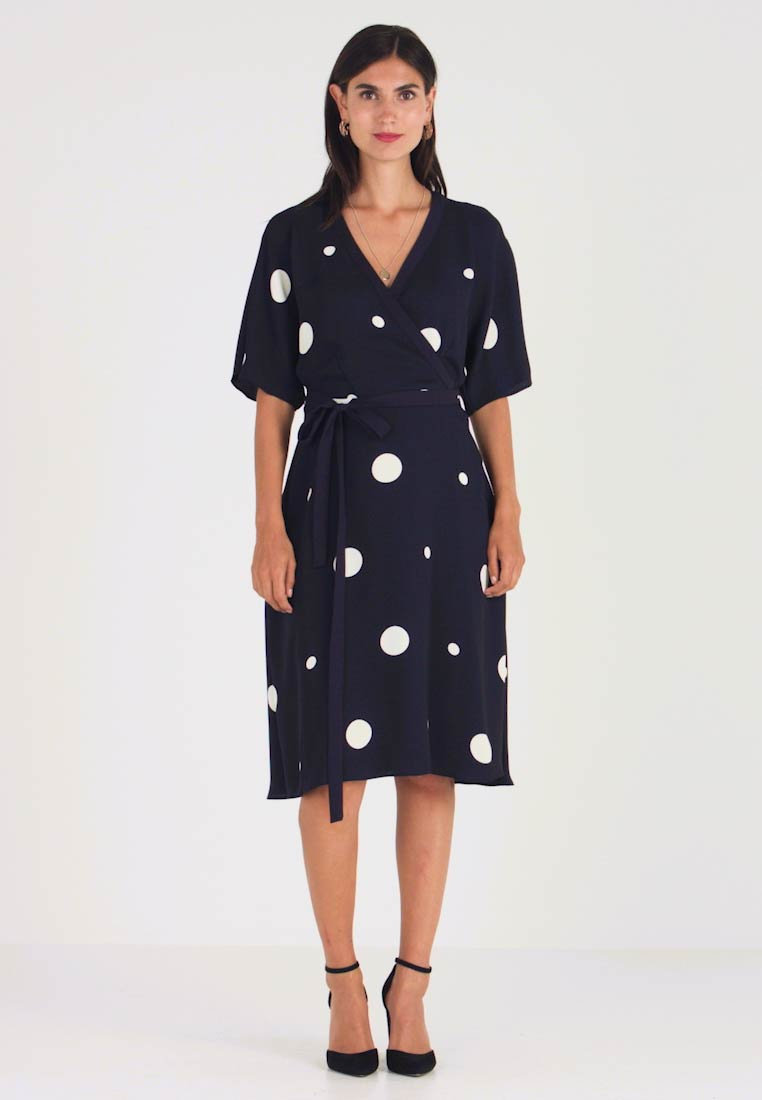 Esprit Collection - NEW DULL - Day dress - navy - 1
