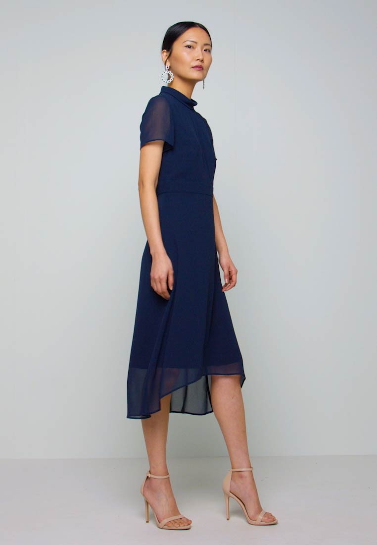 Esprit Collection - Vestido de cóctel - navy - 1