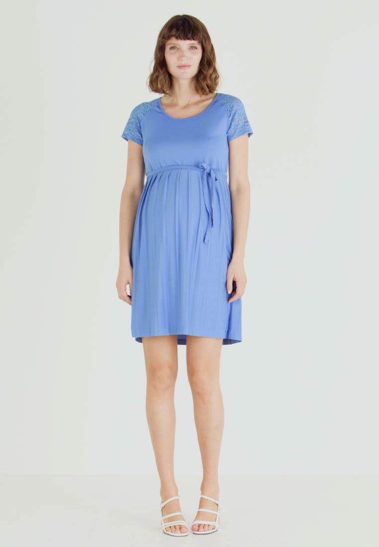 Esprit Maternity - DRESS MIX - Day dress - blue - 1
