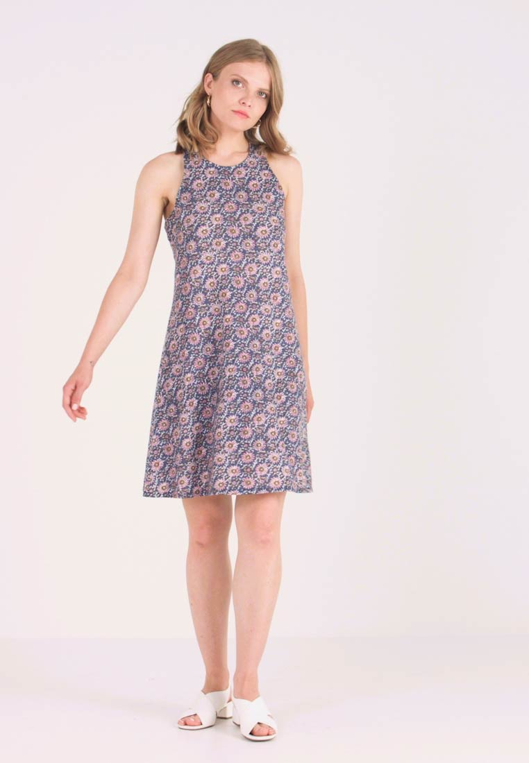 GAP - LINPLY - Jersey dress - blue - 1