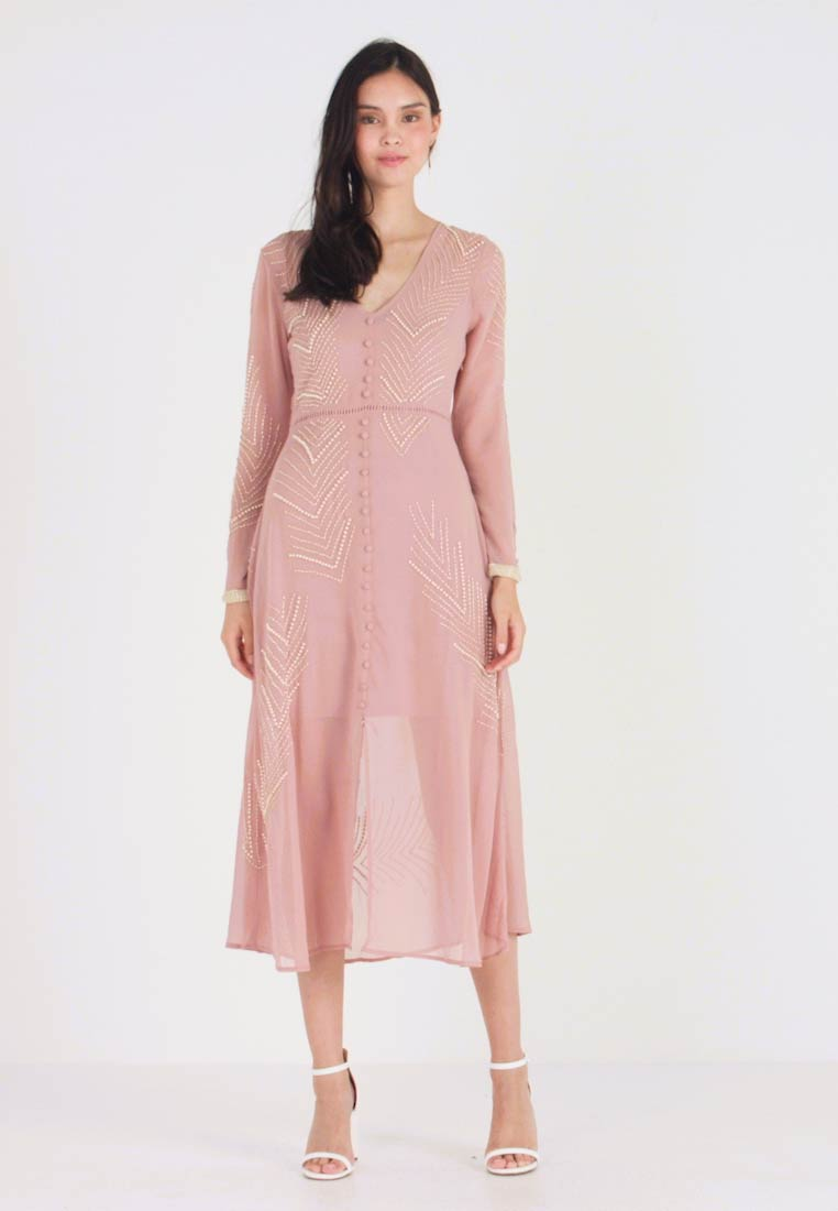 Hope & Ivy - Cocktail dress / Party dress - rose - 1