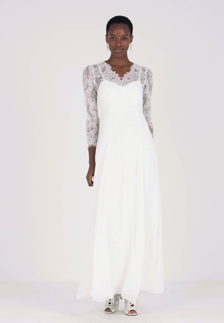 IVY & OAK BRIDAL - LONG BRIDAL DRESS - Iltapuku - snow white - 1