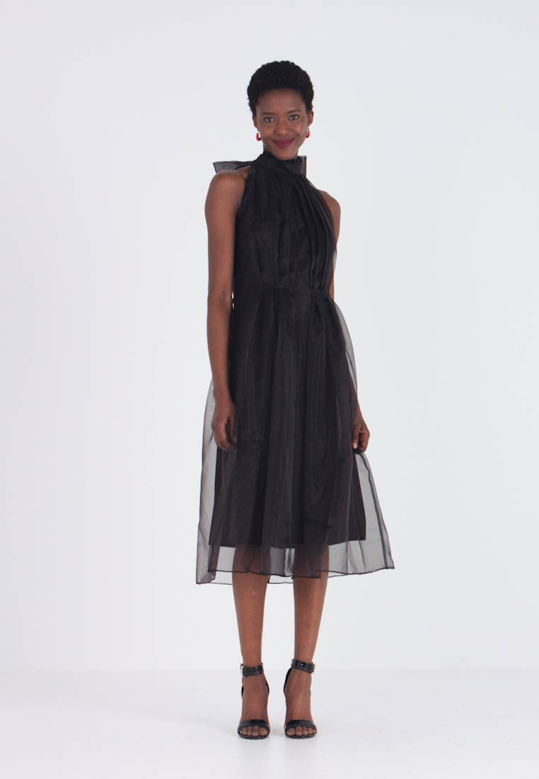 Love Copenhagen - DRESS - Cocktail dress / Party dress - pitch black - 1