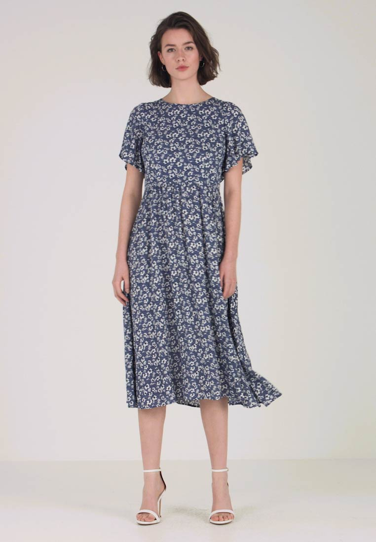Louche - TEMOE DITSY - Day dress - blue - 1