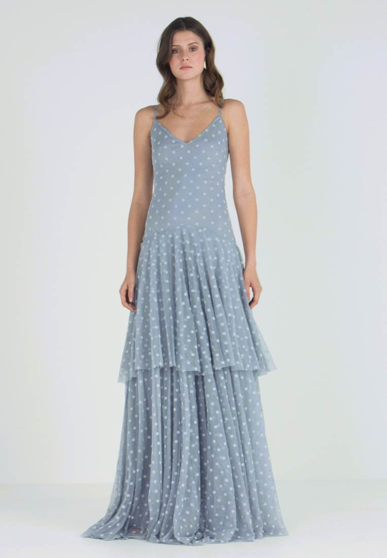 DIANA MAXI , Robe de cocktail , blue