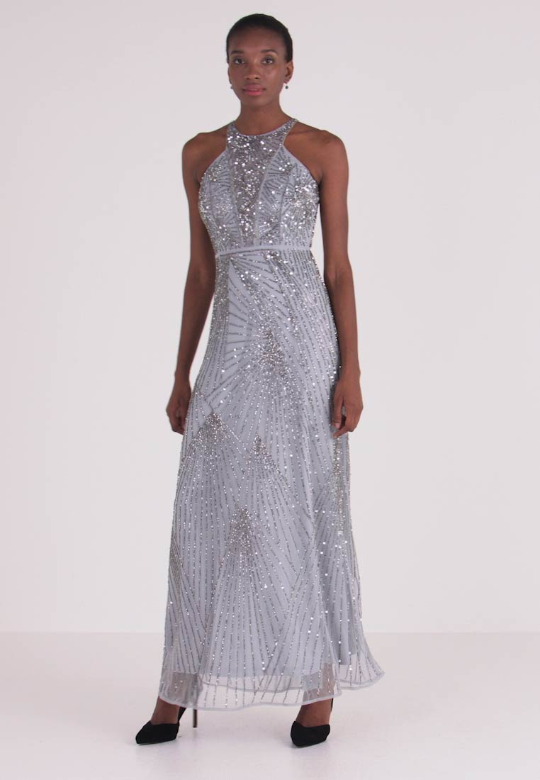 Lace & Beads Tall - RALEIGH MAXI - Ballkleid - grey - 1
