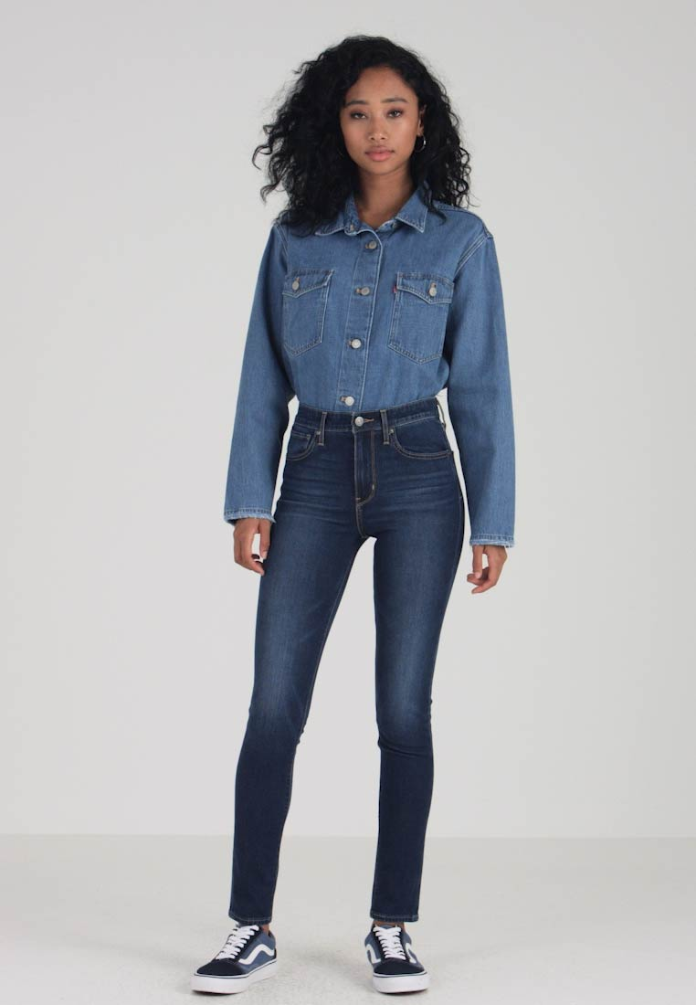 Levi's® - 721™ HIGH RISE SKINNY - Jeans Skinny Fit - up for grabs - 1