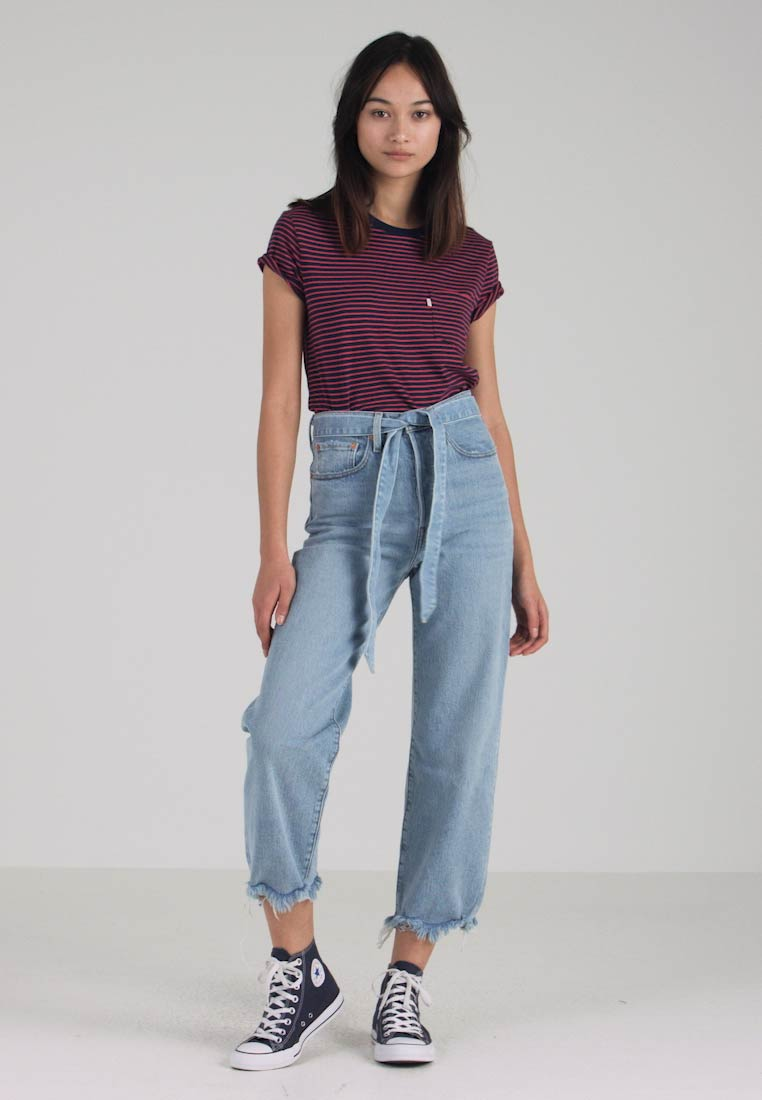 Levi's® - RIBCAGE STRAIGHT ANKLE - Jeans straight leg - get it done - 1