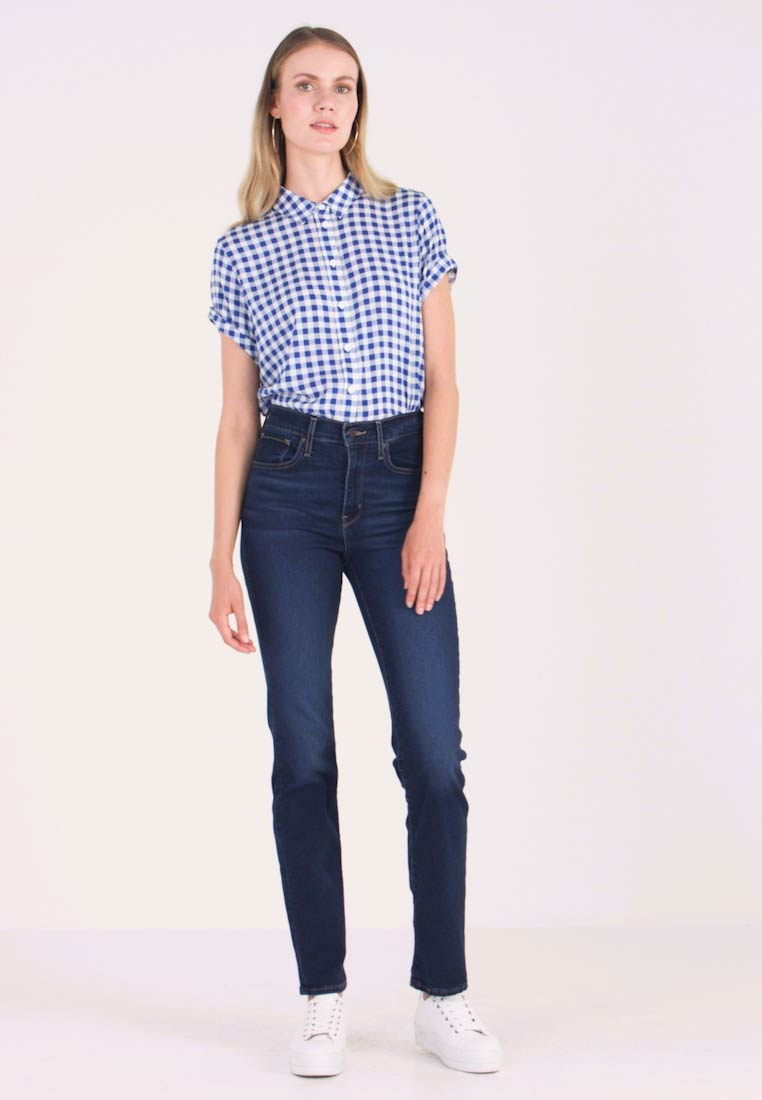 Levi's® - 724™ HIGH RISE STRAIGHT - Jeans straight leg - london bridge - 1
