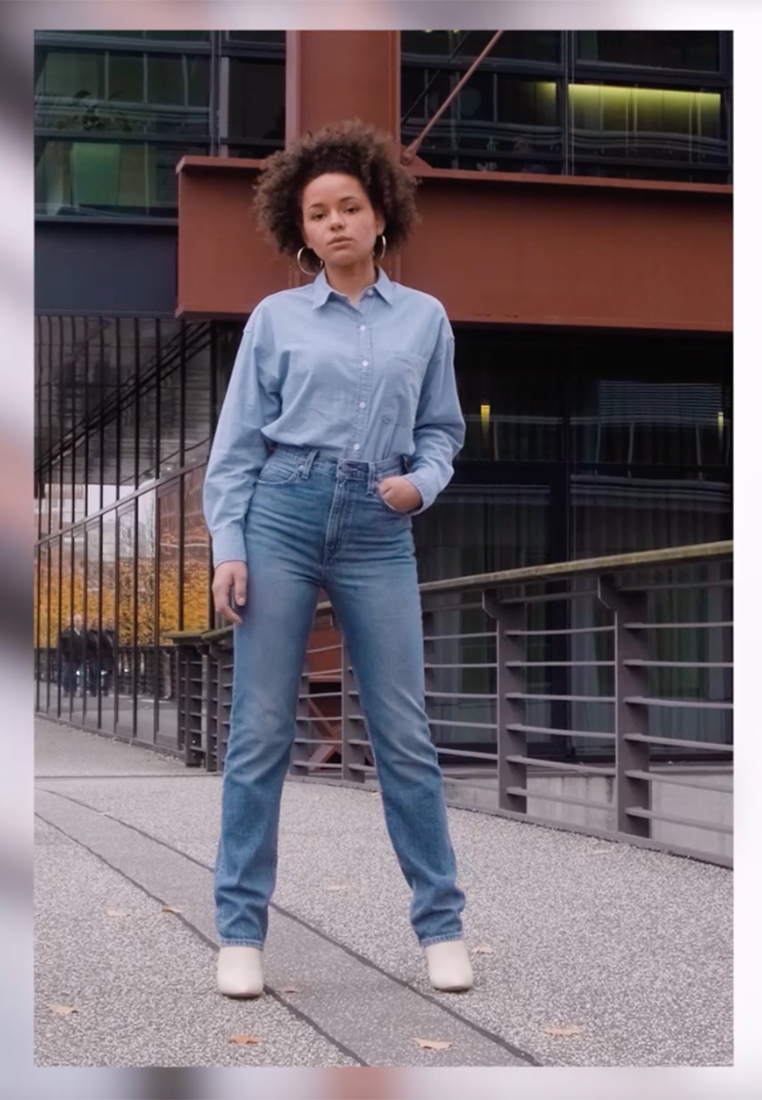 Levi's® - 70S HIGH STRAIGHT - Jean droit - at the ready - 1