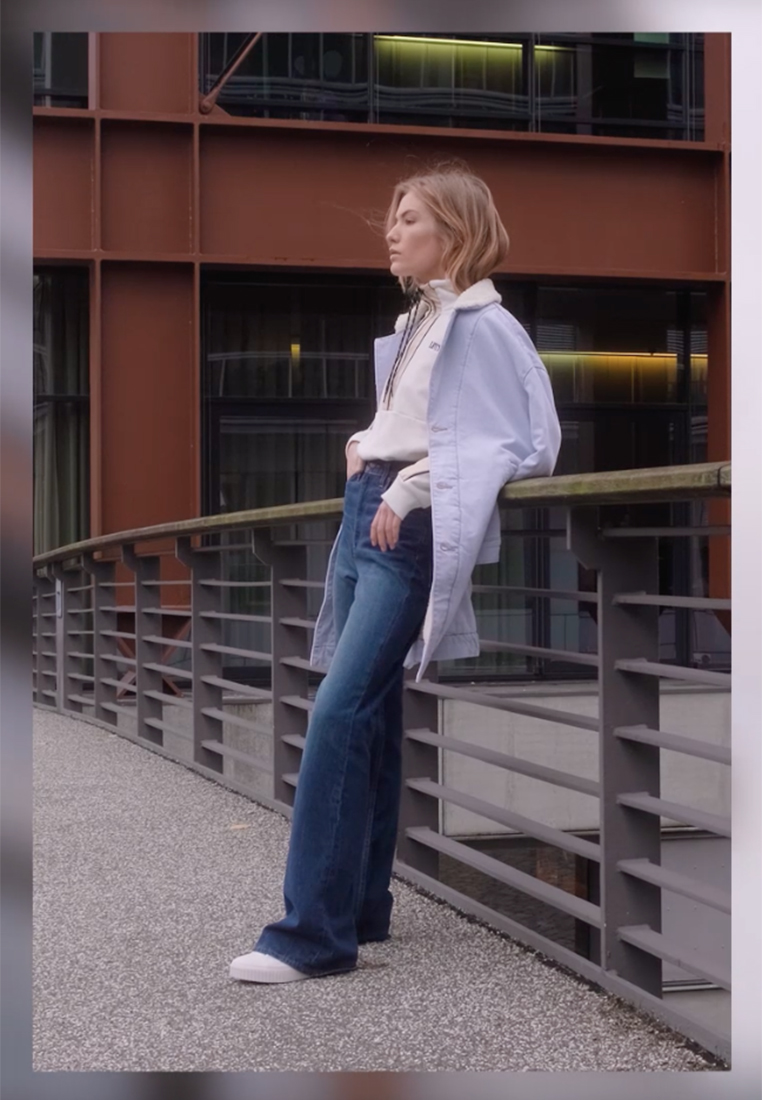 Levi's® - 70S HIGH FLARE - Jeans a zampa - standing steady - 1