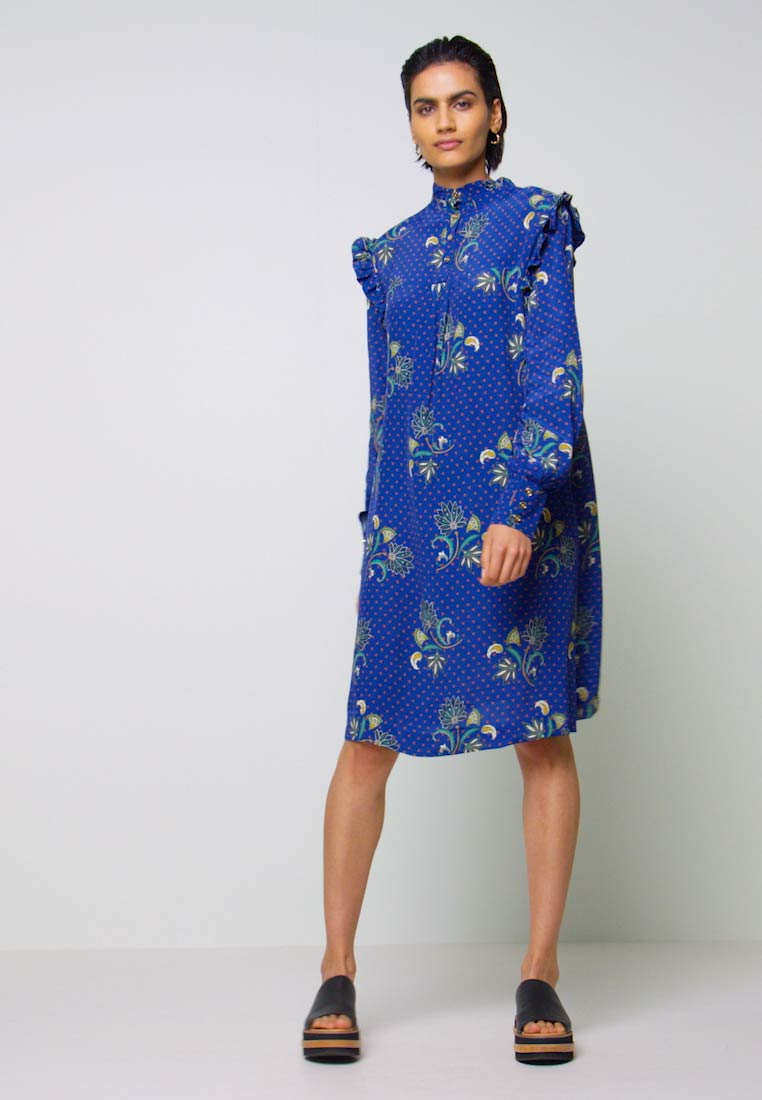 Libertine-Libertine - SKY - Day dress - royal paisley - 1