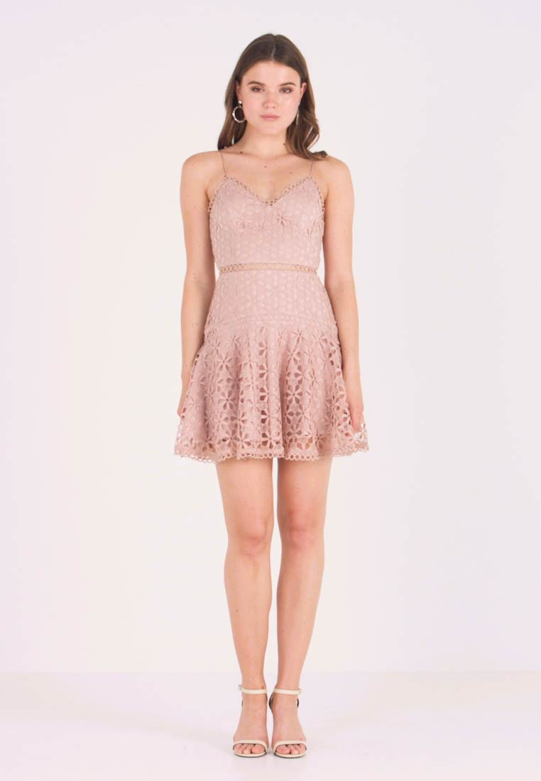 Love Triangle - Cocktail dress / Party dress - fitted waist - 1
