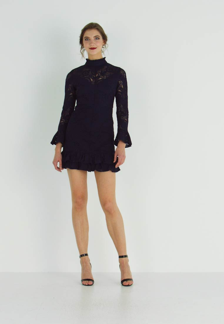 Love Triangle - MINUET DRESS - Cocktailjurk - navy - 1