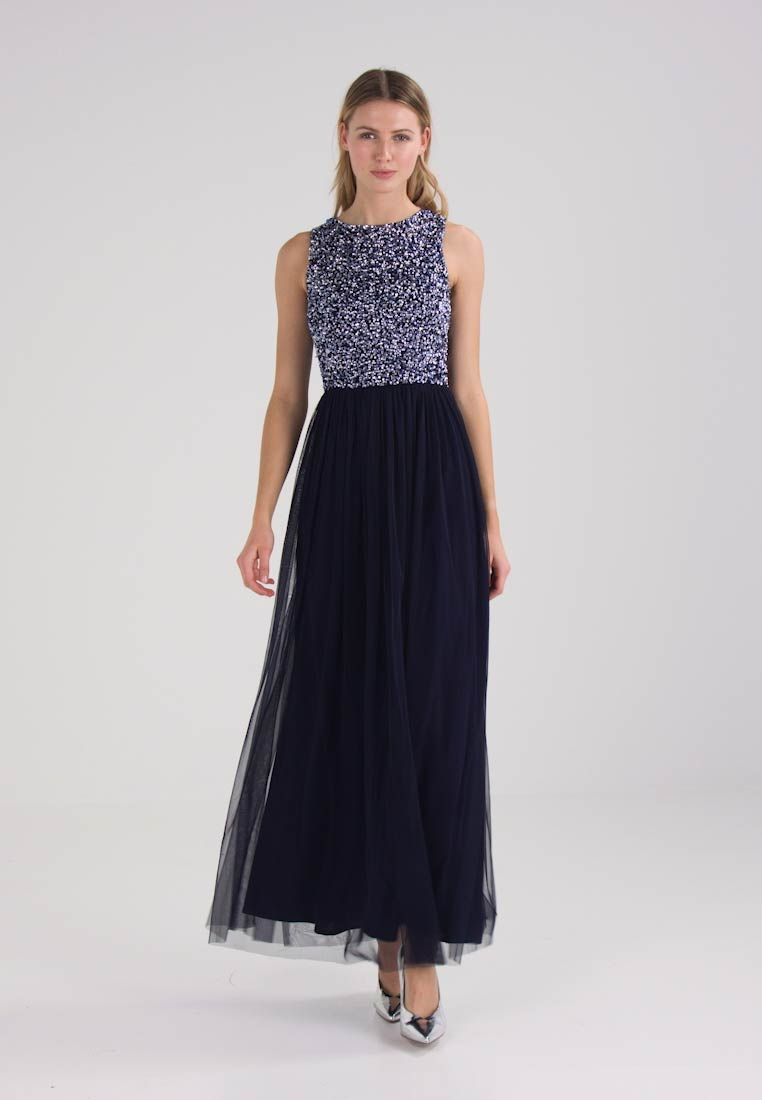 Lace & Beads - PICASSO MAXI - Gallakjole - midnight blue - 1
