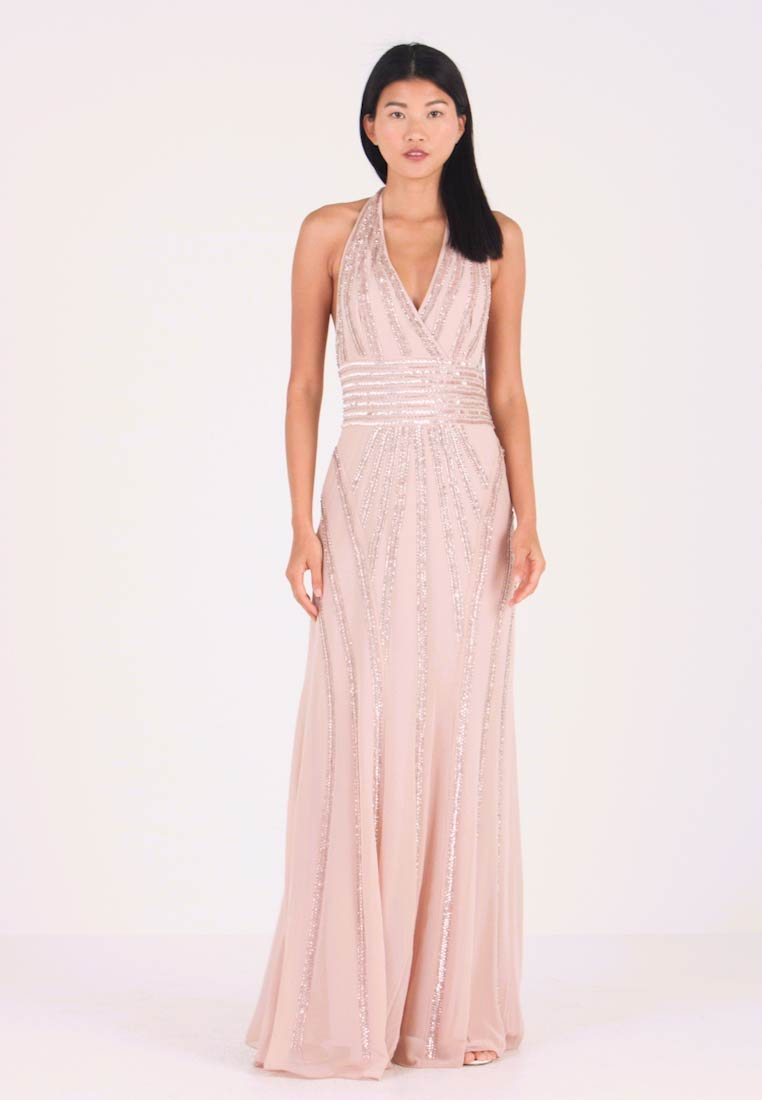 Lace & Beads - MORGAN MAXI - Occasion wear - nude - 1
