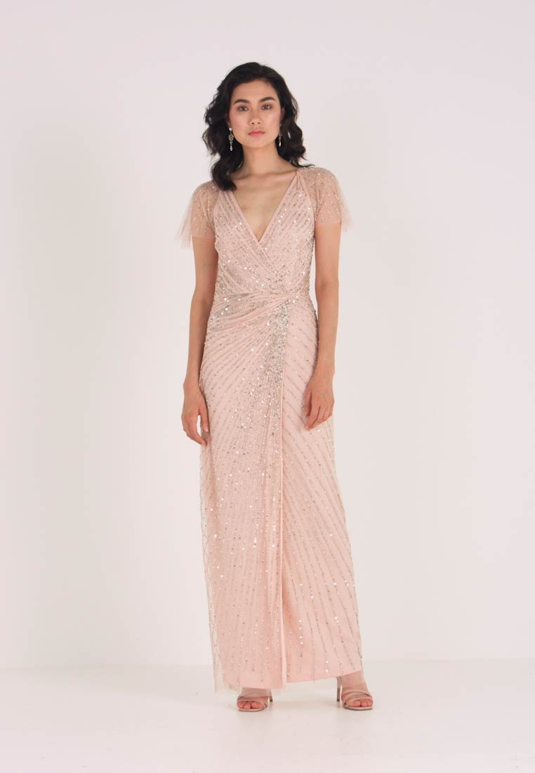 Lace & Beads - MAYSIE MAXI - Occasion wear - blush - 1