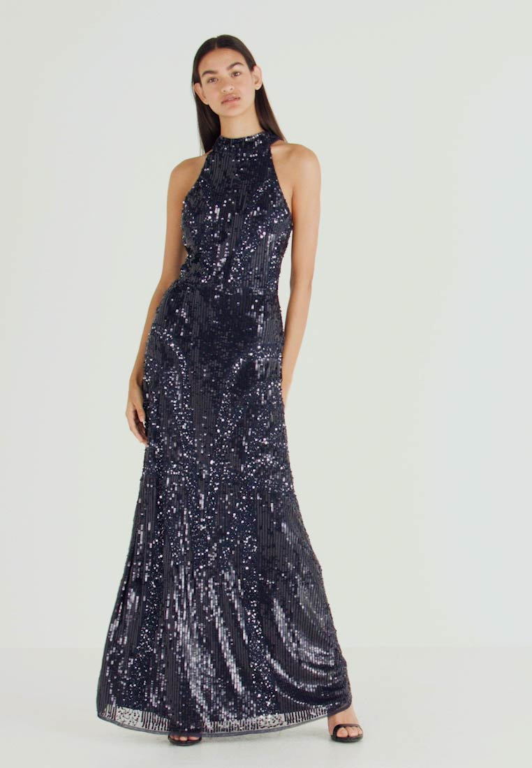 Lace & Beads - CYNTHIA - Occasion wear - navy - 1