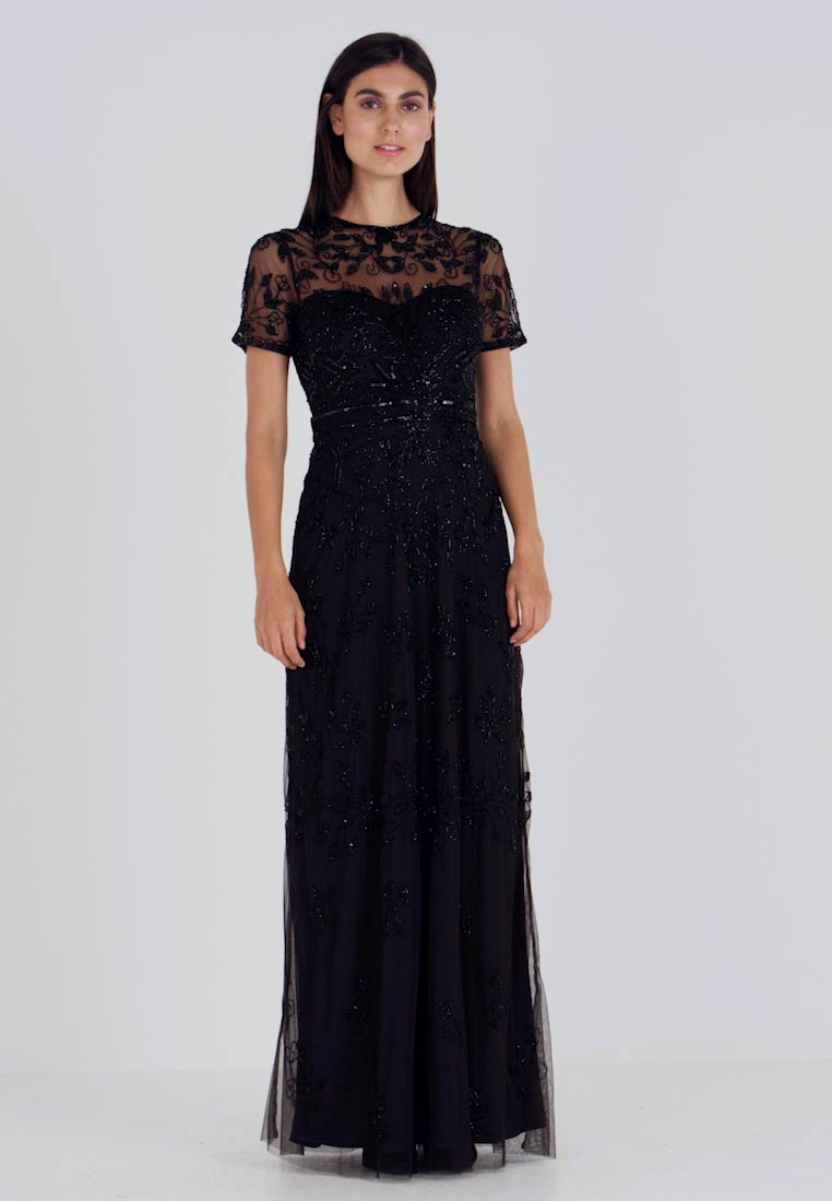 Lace & Beads - LAURA MAXI - Occasion wear - black - 1