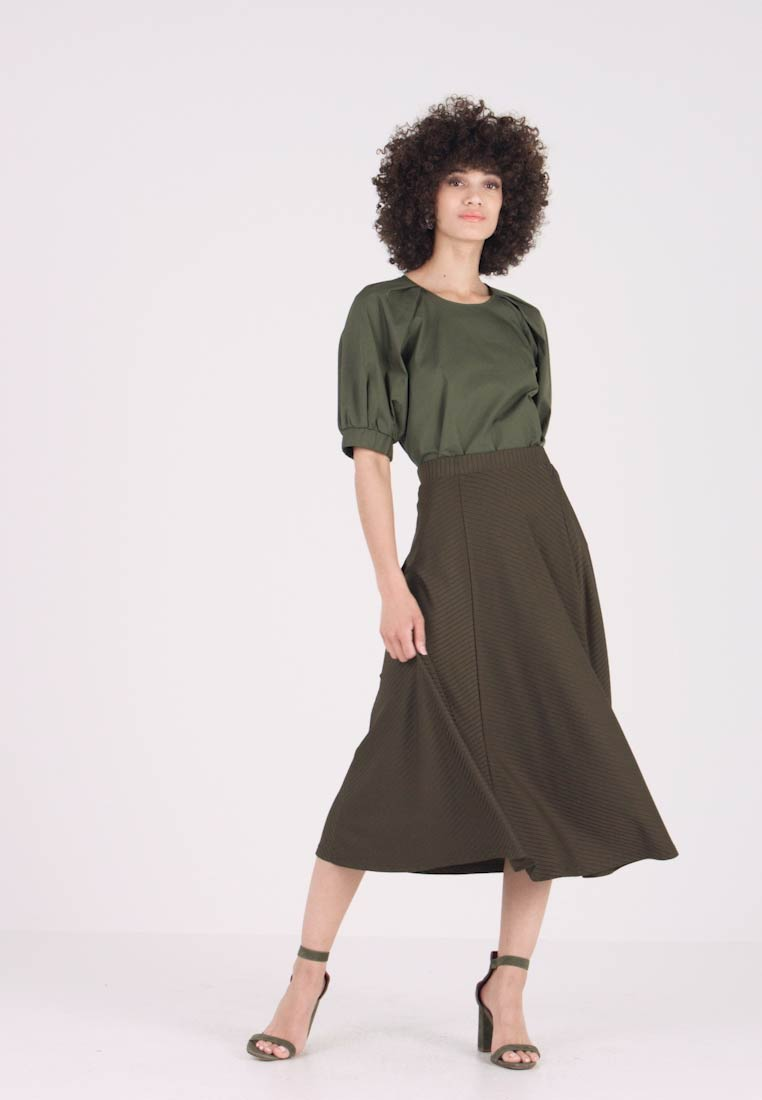 mint&berry - Maxinederdele - olive night - 1