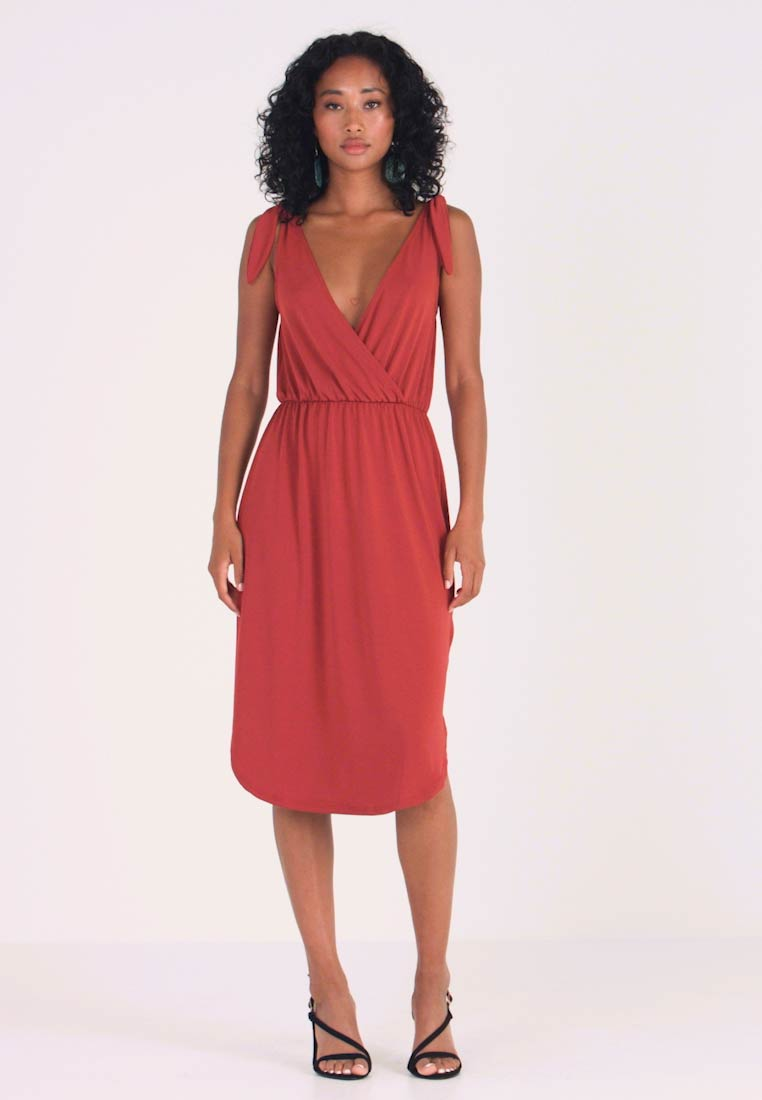 mint&berry - Jersey dress - red ochre - 1