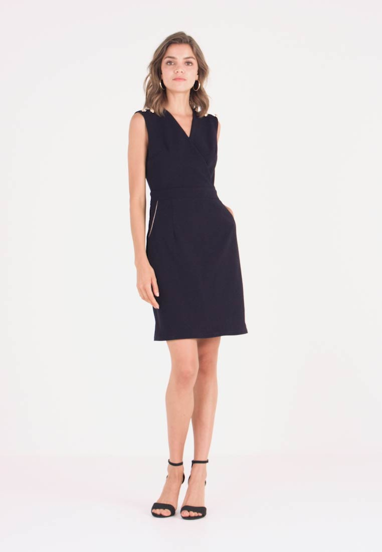 Morgan - Shift dress - marine - 1