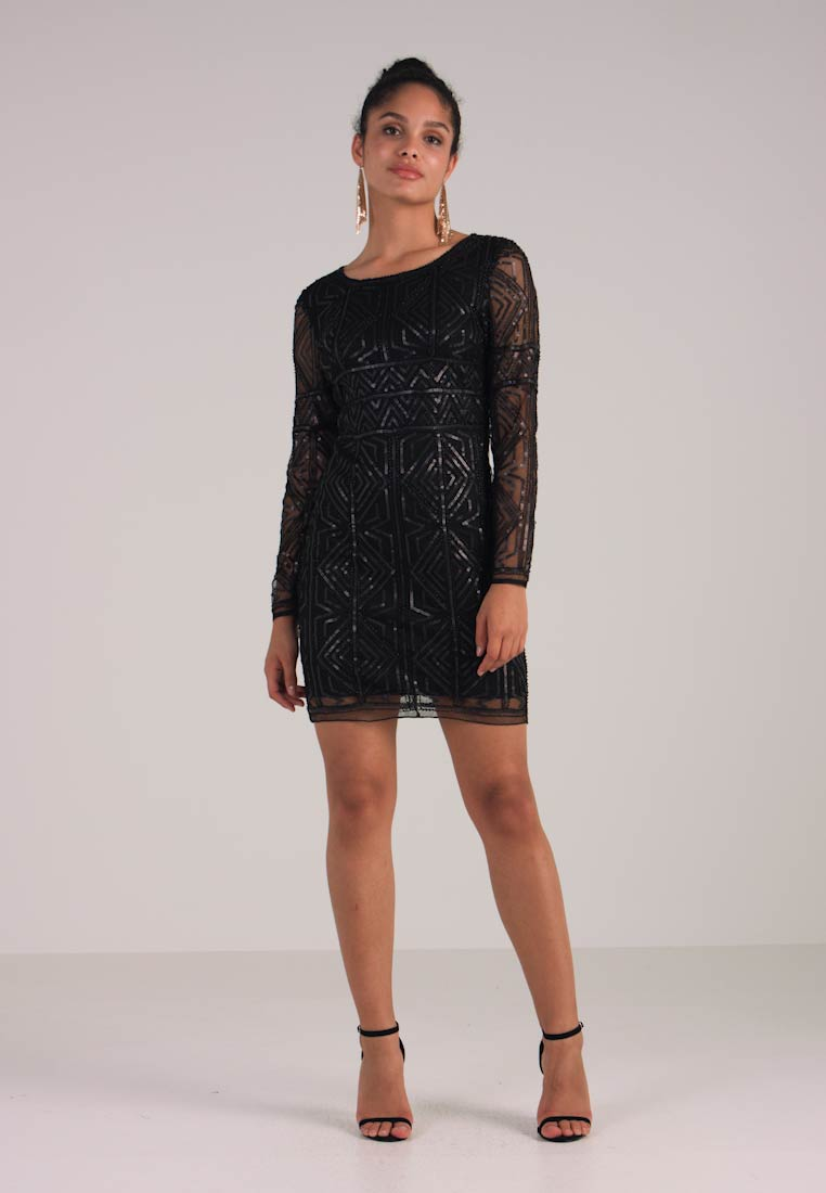 Molly Bracken - LADIES DRESS - Cocktailklänning - black - 1